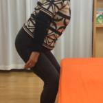 ひざ痛の方のトレーニング